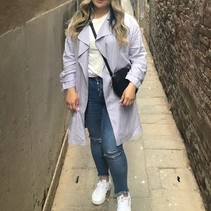 Top shop duster trench